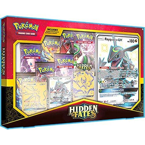Pokémon POK80392 TCG: Collezione Hidden Fates Premium Powers, colori misti