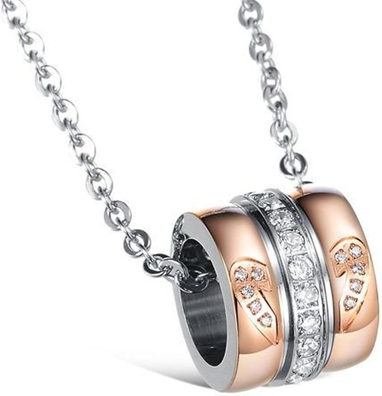 SaySure - jewelry Valentine's Day gift of high quality quality quality titanium steel B018GRU5OE  Für Ihre Wahl c178b8
