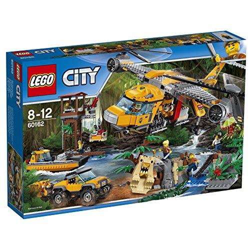 LEGO City 60162, Elicottero nella Foresta