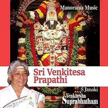 "Sri Venkitesa Prapathi from ""Venkatesa Suprabhatham"""