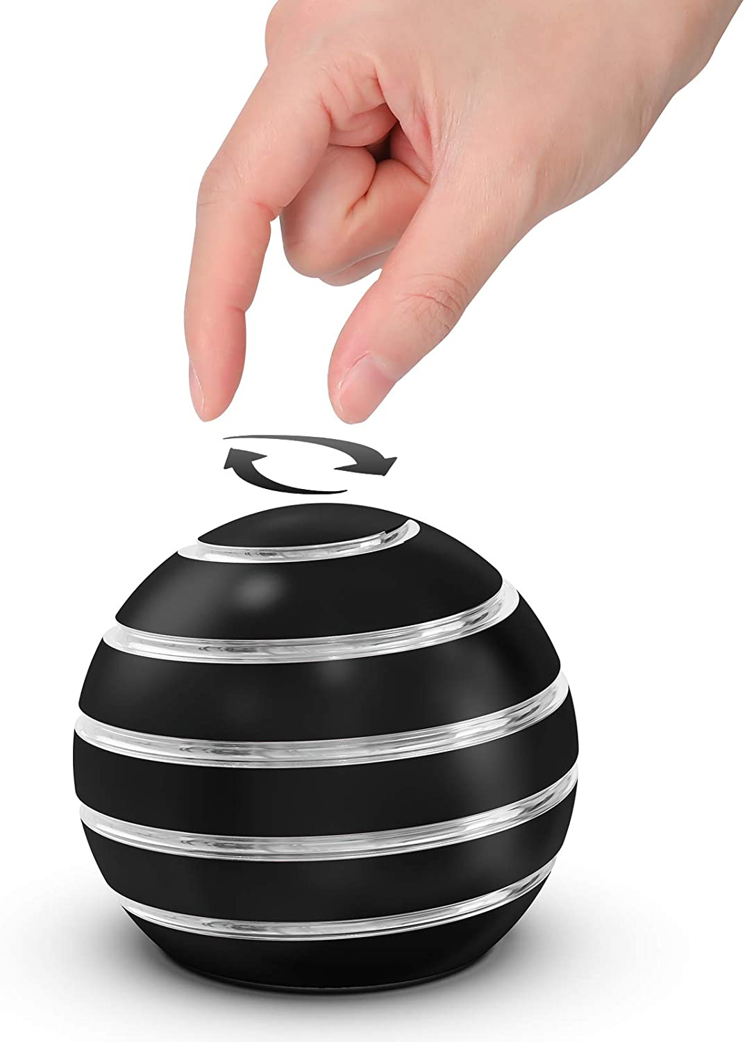 Optical Illusion Spinning Ball 54MM New products, world's highest quality popular! for Desk Fidget Toys Office New arrival