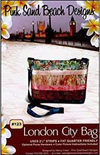 Pink Sand Beach Design Pink Sand Beach Ptrn DA London Bag Pattern
