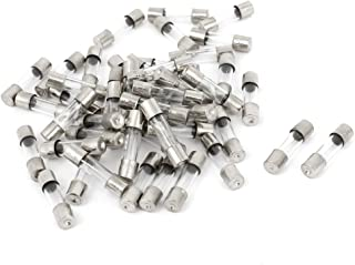 Aexit 20 Pcs Distribution electrical 500V 32A 14 x 51mm Cylindrical Ceramic Tube Fuses Link RT14 RT18 RT19