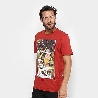 Camiseta Globe Basica Jungle Girl Masculina