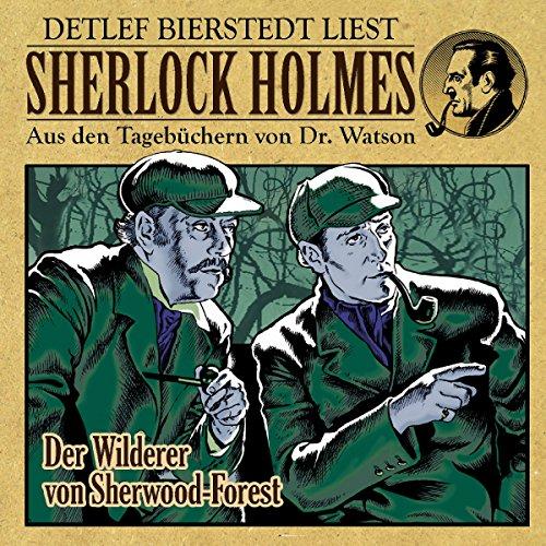 Der Wilderer von Sherwood Forest Titelbild