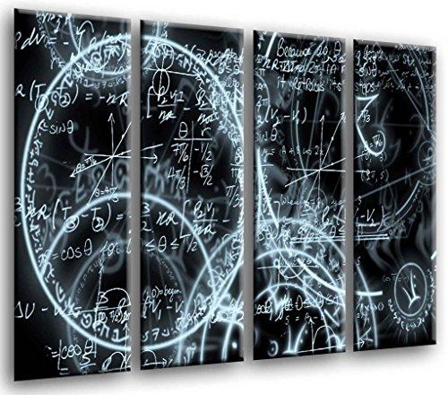 Cuadros CamaraPoster Fotográfico Matematicas, Fisica Tamaño total: 131 x 62 cm XXL, Multicolor