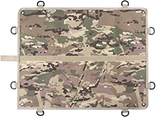 Niumen Military Patches Display Board, Moral Patches Panel Geborduurd Opvouwbaar Panel Army Hook Patch Holder Anti-rimpel ...