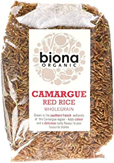 Biona Organic Red Camargue Rice, 500g