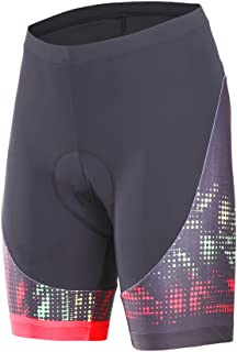 featured product beroy Womens Bike Shorts with 3D Gel Padded, Cycling Women's Shorts