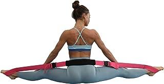JRTPK Yoga Strap for Splits, Stretching, Dance Trainings/Elastic Strap/Soft Stretching Strap