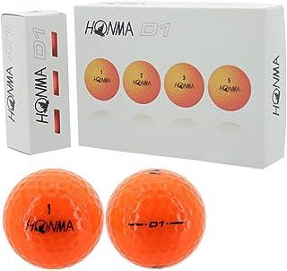 安くて良い本間ゴルフ本間ゴルフボールD1買う