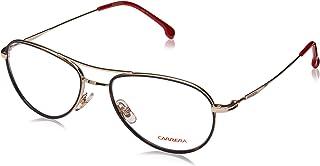 Carrera Monture - Gafas de vista de aviador de metal para hombre 169/V