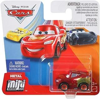 Disney GKF65 DSNY PXR CARS - MINI RACER SINGLES BLISTER ASST - NEW
