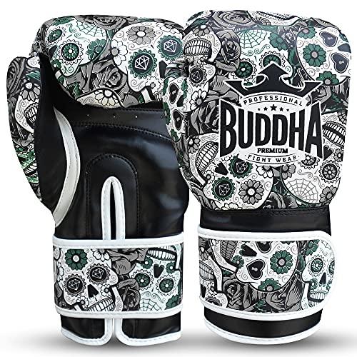 Buddha Fight Wear Guantes de Boxeo...