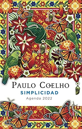 Simplicidad (Agenda Coelho 2022) (Productos Papelería Paulo Coelho)