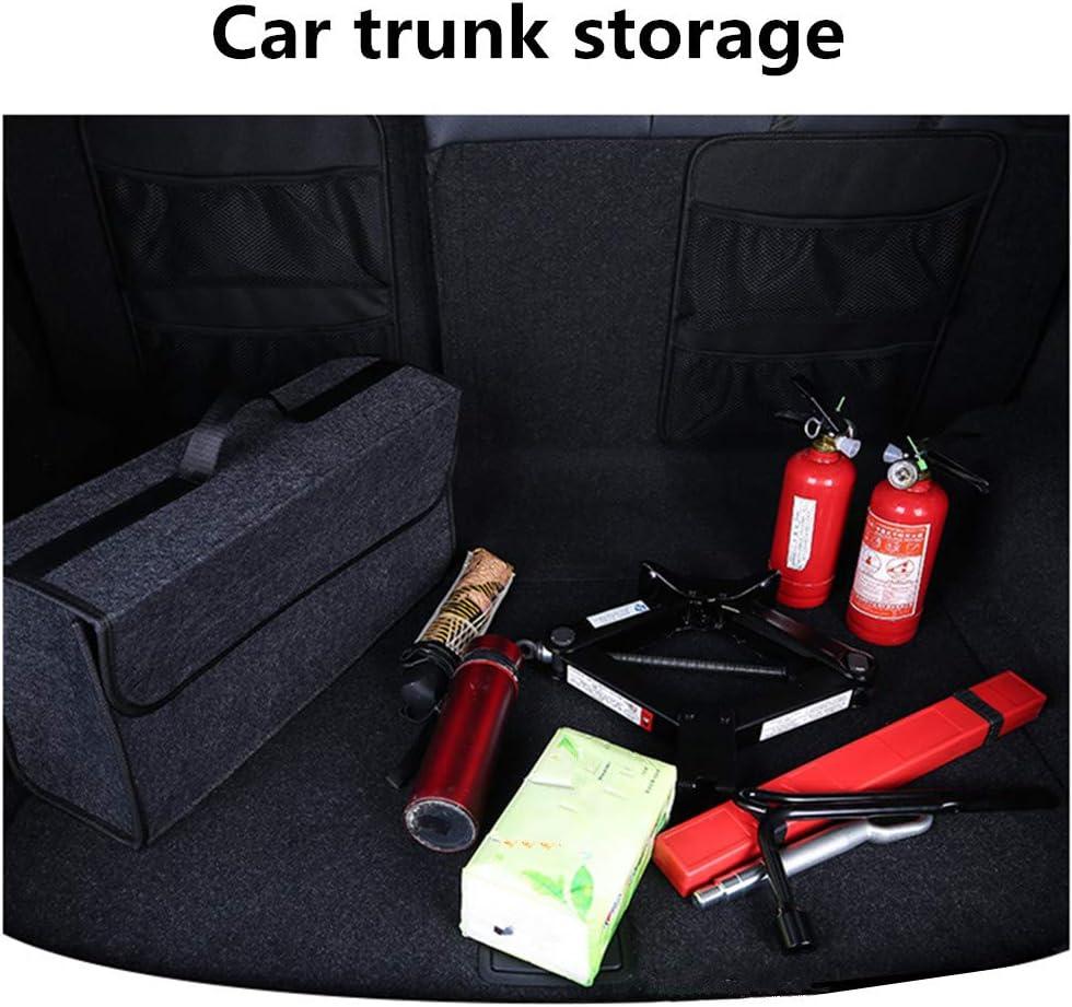 KunLS Boot Tidy For Car Boot Organisers Car Storage Car Organisers Boot Car Organiser Boot Boot Tidy For Car Boot Organiser Car Storage Box beige