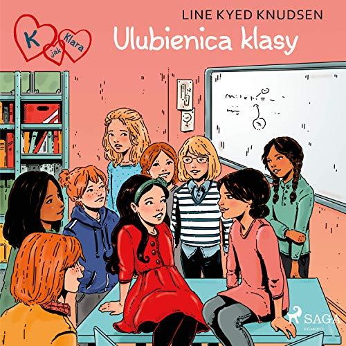 Ulubienica klasy cover art