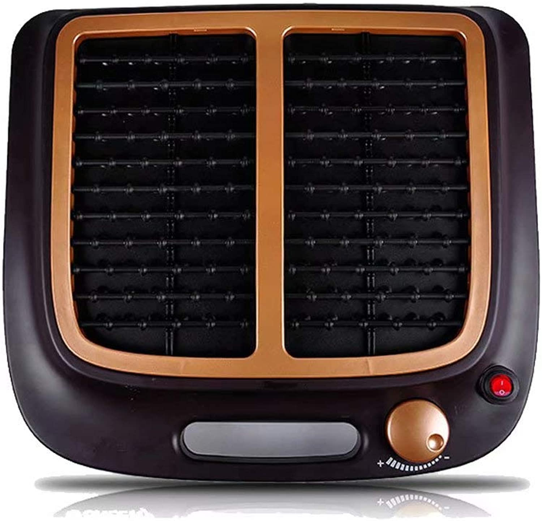 TK-Heater Fuwrmer Keramik Heizung Fuwrmer Infrarot Physiotherapie Heizung 60W Niedrigenergie Fuwrmer