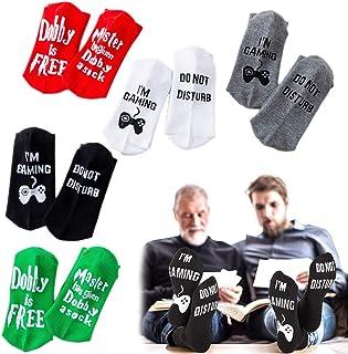 5 pares de calcetines deportivos para hombre y mujer