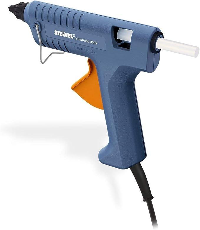 1771 opinioni per Steinel Pistola per colla a caldo Gluematic 3002- Glue gun con capacità 16