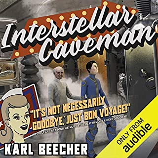 Interstellar Caveman cover art