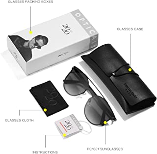 Polarized Sunglasses Aviator/Wayfarer Styles Different Material/Color P6