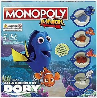 Hasbro モノポリー ボードゲーム ファインディング・ドリーモノポリー