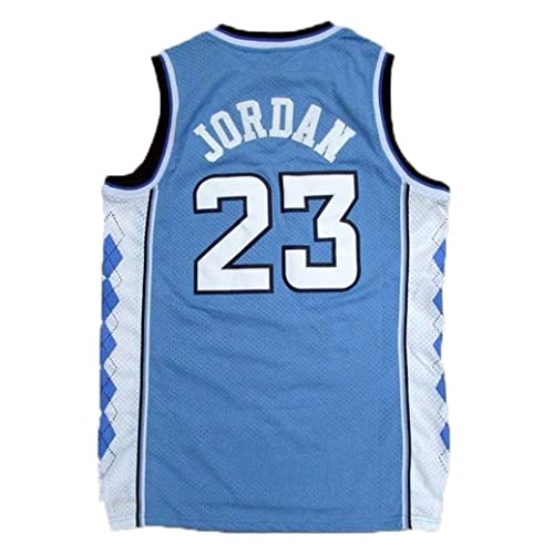 36a7b036b45 Jersey  23 North Carolina Men s Basketball Jersey Todo Esta Super