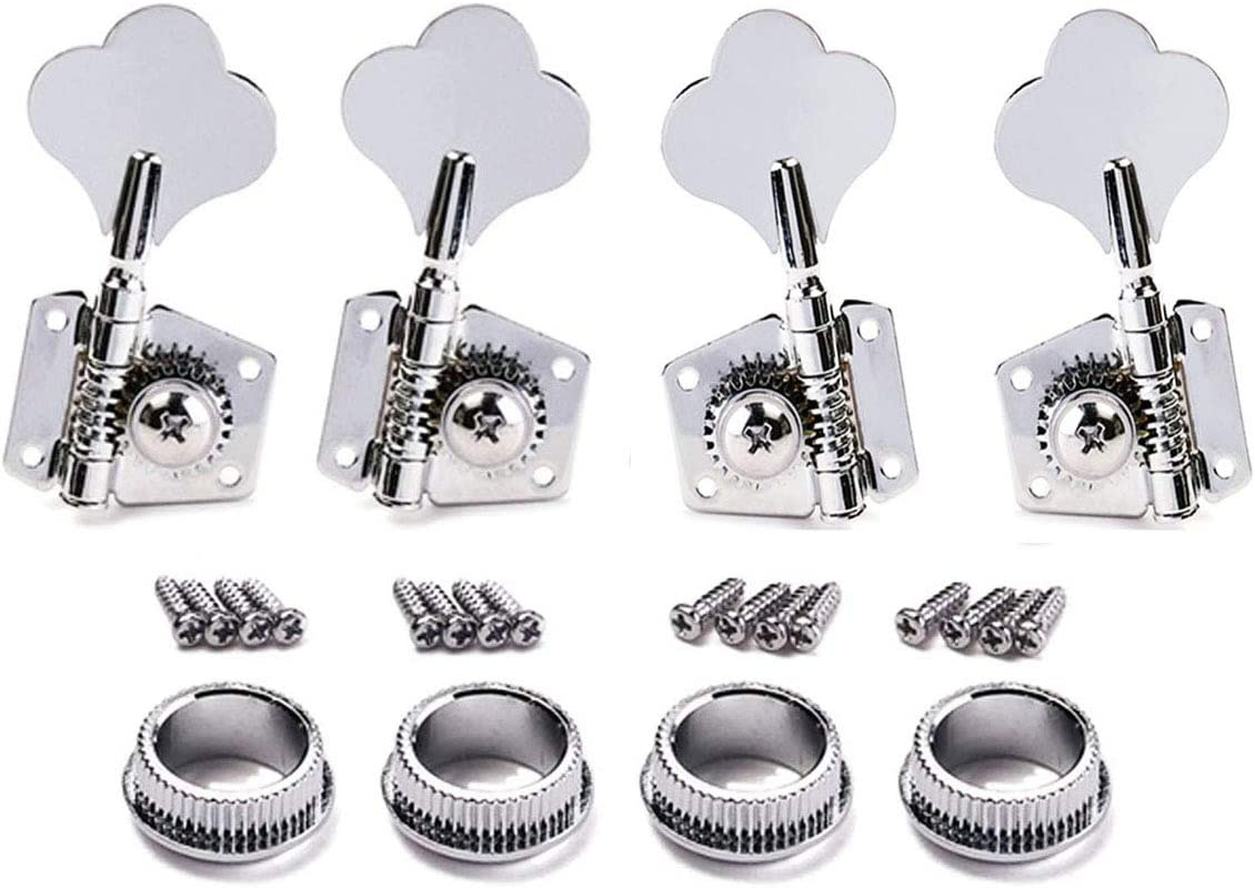Guyker Machine Heads Locking Tuning Pegs 5 ☆ very popular Key Tuners Electric Super sale period limited for