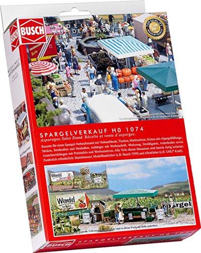 Busch 1074 - Spargelverkauf