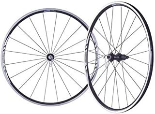 Shimano 700C Alloy Clincher Road Bike Wheelset - WH-R501 - EWHR501PEBMY