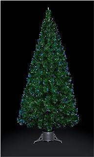 1.2M Fibre Optic Crystal Tip Tree, Product Range Fibre Optic Christmas Trees, Recreational & Christmas
