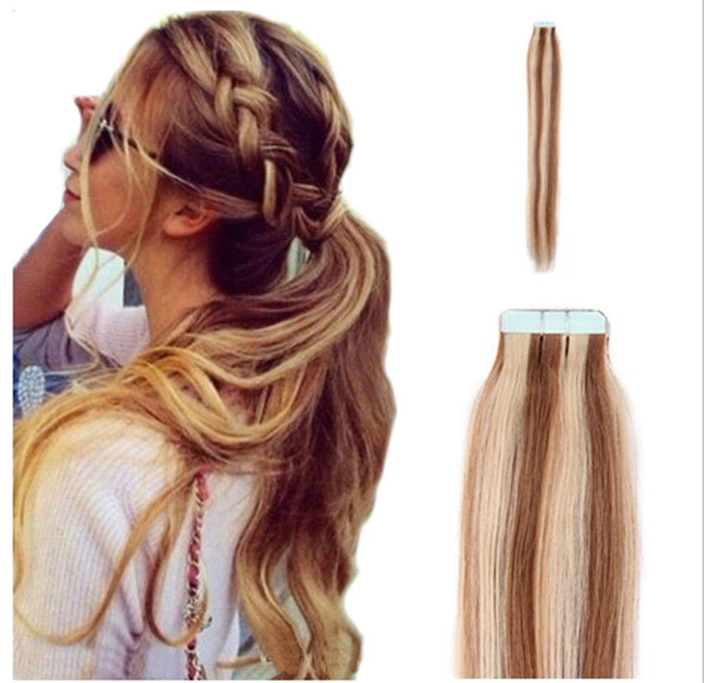 Sale price Yotty 7A Tape in Skin Weft 40% OFF Cheap Sale Remy Human 16-24Inch Hair Extensions