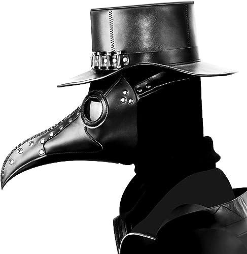 el mas de moda GY Halloween Máscara Máscara Máscara De Horror, Arte Superior, Máscara De Fiesta Esencial, Halloween Cosplay Máscara De La Novedad, negro, Tamaño Universal  últimos estilos