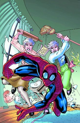 Marvel Adventures Spider-Man Vol. 4: Concrete Jungle (v. 4)