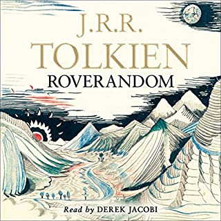 Roverandom audiobook cover art