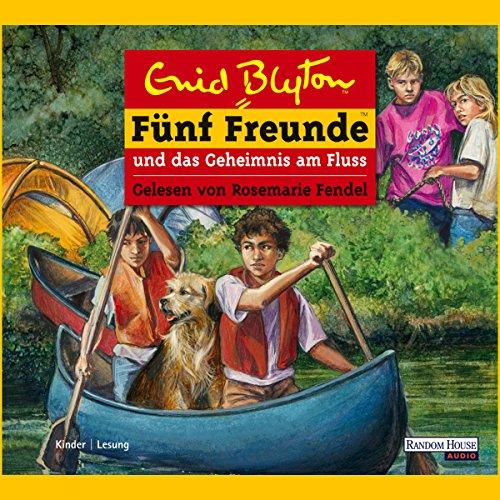 Fünf Freunde und das Geheimnis am Fluss (Fünf Freunde 47) Titelbild
