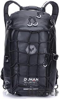 Outdoor Sports Riding Waterproof Backpack Motorcycle Travel Luggage Bag 23L Capacity Tank Bag Motorbike Cycling Helmet Storage/Hiking Helmetcatch Bag/Backpack Fit Basketball Football Soccer Backpack