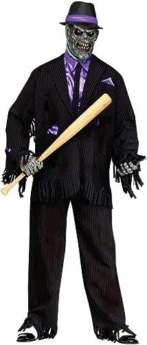 Horror-Shop Zombie Gangster Kostüm