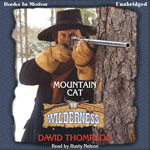 Mountain Cat audiobook cover art