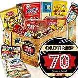 Geschenke mit Keksen / DDR Geschenk / Oldtimer 70 / Geschenke zum 70 Geburtstag