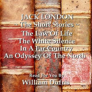 Jack London: The Short Stories audiobook cover art