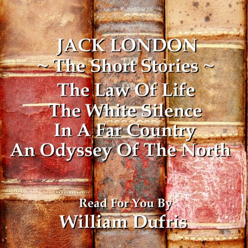 Jack London: The Short Stories audiobook cover art