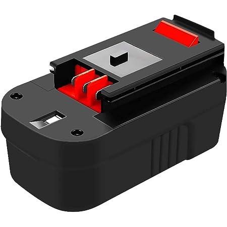 18Volt For Black /& Decker 244760-00 HPB18-OPE 18V 1.5//2.0Ah HPB18 Battery FSB18
