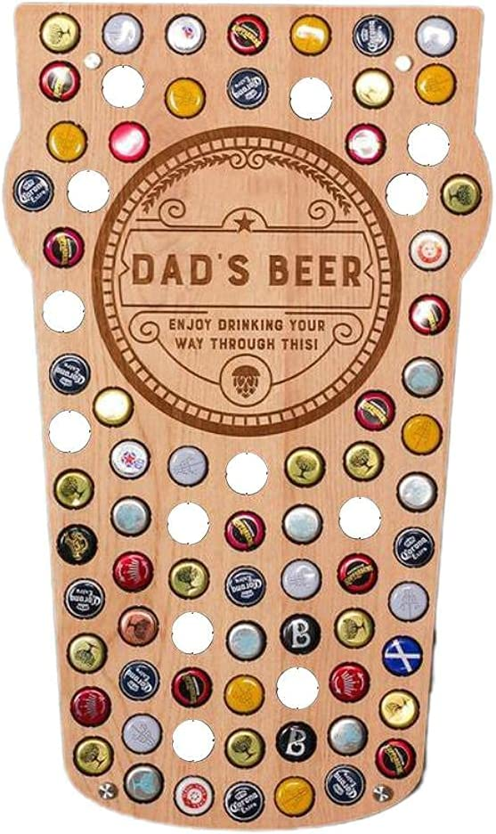 AoFeiKeDM New product!! Art Decoration Fathers Day 2021 Collection Bottle Beer Cap