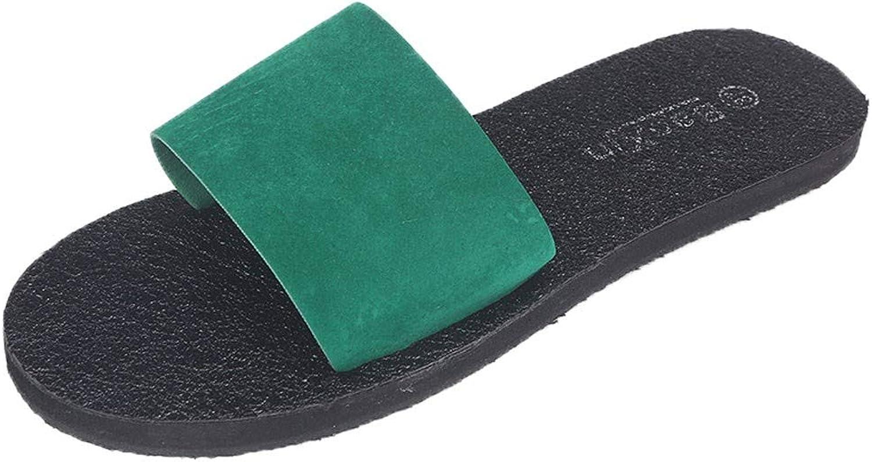 Xinantime Women Flip Flop Sandals Summer Slippers Beach shoes Platform Flat Heels