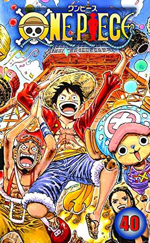 Full Greatest Collection Manga: One-Piece-Manga Vol. 40 (English Edition)