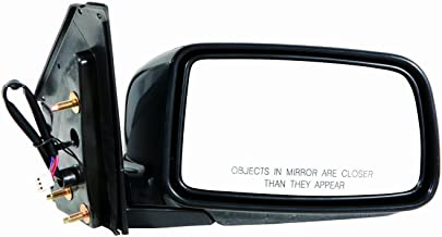 for Mitsubishi Lancer Sedan ES Power Operated Non-Heated Folding Side Door View Mirror 2002 2003 2004 2005 Passenger Right...