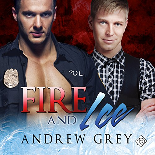 Fire and Ice audiobook cover art