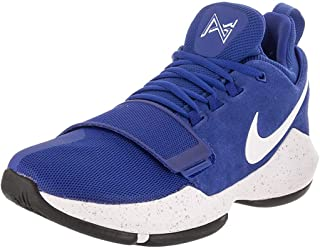 Nike Mens Pg1 Low Top Lace Up Fashion Sneakers, Blue, Size 11.5